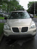 2008 Pontiac Montana SV6 Van REDUCED