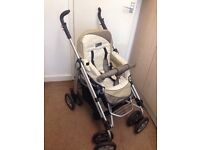 Lux babystyle collection pushchair stroller