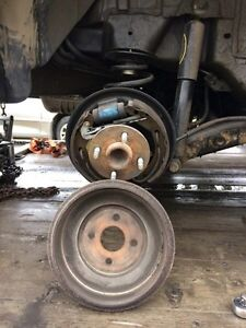 2006 Chevy Cobalt brakes parts