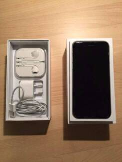 iPhone 6 *Space Grey, Almost New, Comes with Case* Guildford Parramatta Area Preview