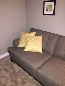 Sears Sofa. 12 months old. $500 London Ontario image 2