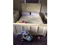 American box bed imported king size