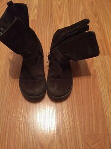 Toddler fall boots size 9