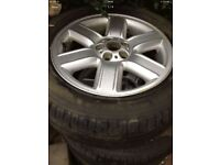 Landrover alloys