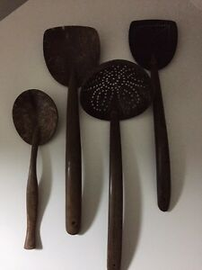 Bamboo utensils  London Ontario image 1