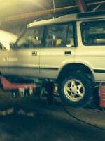 1996 Land Rover Discovery SE Other