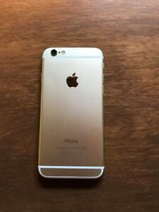 Gold Iphone 6 with Eastlink
