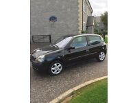 2003 Renault Clio 1.2 Dynamic excellent runner