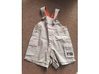 Boys dungarees 12 - 18 months