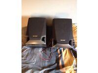 Sharp highfi speakers