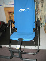 AB LOUNGE 2-SIT UP CHAIR-EXERCISE-REDRESSEMENTS ASSIS