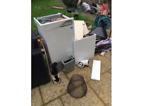 Ideal Mexico HE15 boiler working perfectly when removed