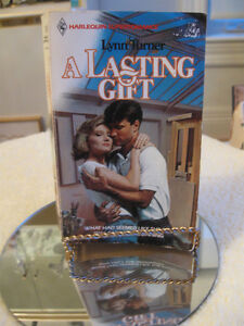 "HARLEQUIN SUPER ROMANCE.."" A LASTING GIFT"" by LYNN TURNER"