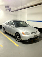 2002 Honda Civic SI (2 door)