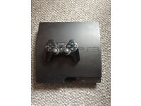 Ps 3 120gb 5 games PS 3 PlayStation