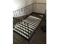 Day bed, quality metal framed