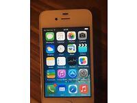 Apple i Phone 4 8gb on EE