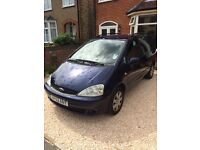 Mk2 ford Galaxy 1.9 tdi, 7 seater