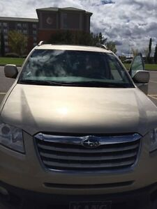 Subaru Tribeca 2008 Gold