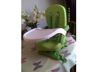 Mothercare travel booster highchair