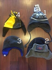 2-3 year old winter hats