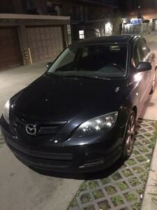 2007 MAZDA3 SPORT 2.3 FULL OPTION