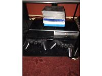 PS3 80gb 46 games aprox £250/offers