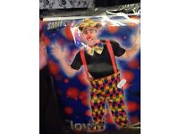 Clown suit