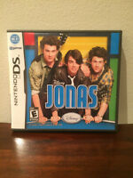 Nintendo DS Disney's Jonas Brothers Game