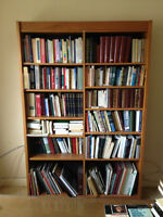 Bibliotheque / Etagere ** Bookcase / Shelving unit