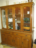 China Cabinet and Entertainment Centre