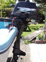 APS- 2.6-HP Four Stroke outboard