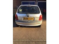 Car for sale spares or parts