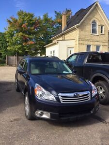2012 Subaru Outback Limited 3.6R limited