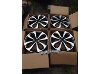 """16"""" alloy wheels. (4x100)"""