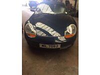 Porsche Boxer 1997