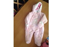 Girls clothes 0 - 12 month