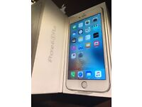 IPHONE 6 (S) PLUS 128GB massive 😀👍 BRAND NEW from apple shop UNLOCKED (txt Chris 07462496929)