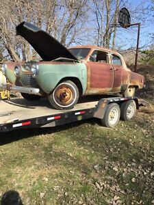 51 stude. Trade for trailer