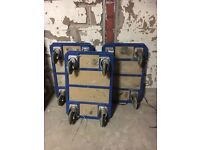 Bogey Flat Bed trolleys