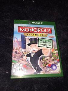 Jeu Monopoly Xbox one