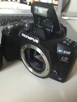 NEW PRICE - OLYMPUS EVOLT E510 DSLR - NEW PRICE