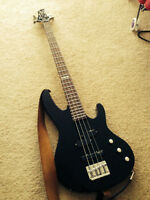 LTD B50 Bass for your Squier Telecaster
