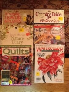 QUILTING BOOKS/MAGs/Doll Clothes/Stuffed toys/Crafts West Island Greater Montréal image 6