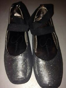 Girls Size 3 Ballet Flats London Ontario image 1