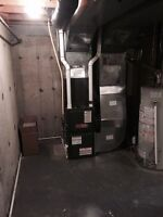 Furnace cleaning $80
