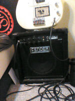selling bass and amp