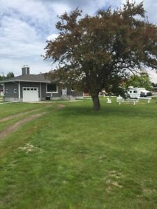 house for sale! Huge lot! In city limits!