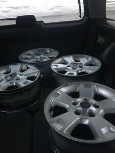 "Ford 16"" Rims"