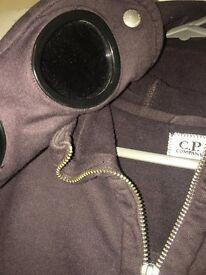 C.P. Company hoodie.
